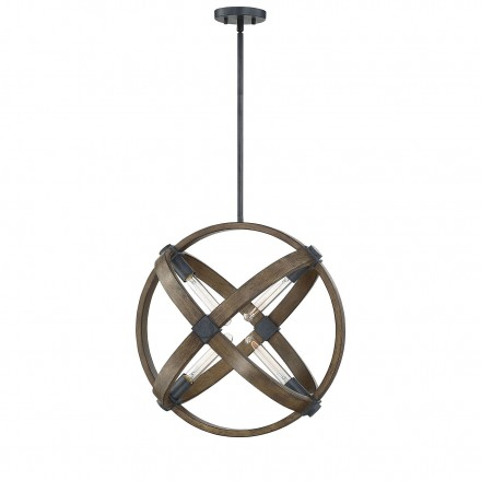 Savoy House Europe Buckley 4 Light Pendant
