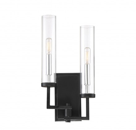 Savoy House Europe Folsom 2 Light Wall Sconce