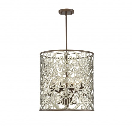 Savoy House Europe Erhardt 4 Light Pendant