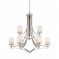 Savoy House Europe Colton 9 Light Chandelier 2