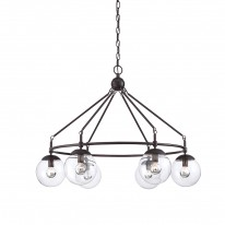Savoy House Europe Argo 6 Light Chandelier