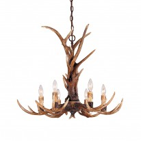 Savoy House Europe Blue Ridge 6 Light Chandelier