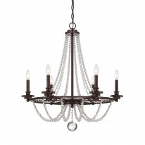 Savoy House Europe Byanca 6 Light Chandelier