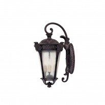 Savoy House Europe Pompia 3 Light Wall Lamp