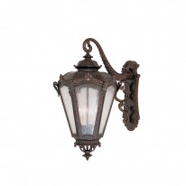 Savoy House Europe Bastion 4 Light Wall Lamp