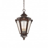 Savoy House Europe Bastion 4 Light Hanging Lamp
