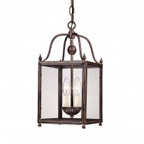 Savoy House Europe Crabapple 3 Light Hanging Lamp