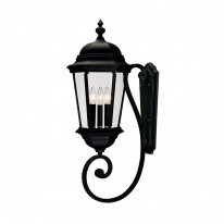 Savoy House Europe Wakefield 3 Light Wall Lamp
