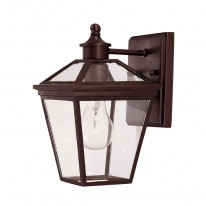 Savoy House Europe Ellijay 1 Light Wall Lamp