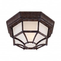 Savoy House Europe Exterior Collections 1 Light Ceiling Lamp