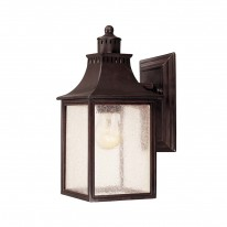 Savoy House Europe Monte Grande 1 Light Wall Lamp
