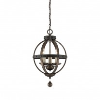 Savoy House Europe Alsace 3 Light Hanging Lamp