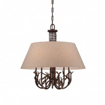 Savoy House Europe Brambles 5 Light Hanging Lamp