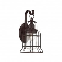 Savoy House Europe Scout 1 Light Wall Lamp