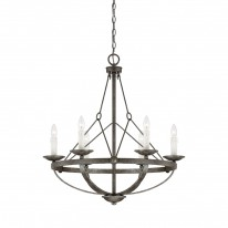 Savoy House Europe Epoque 6 Light Chandelier